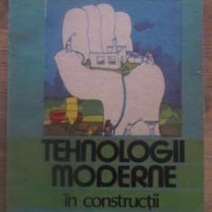 TEHNOLOGII MODERNE IN CONSTRUCTII VOL.1 - R. SUMAN, M. GHIBU, N. GEORGIU, C. OAR
