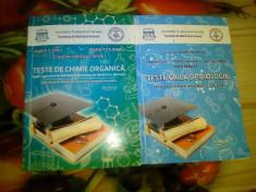 Raspunsuri Admitere Medicina Galati 2021 biologie & chimie foto