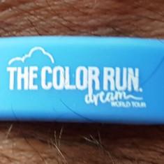 Bratara silicon The Color Run