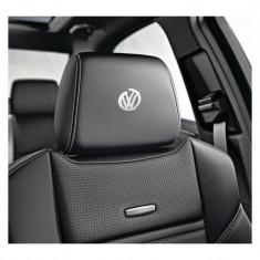 Sticker tetiera piele VW logo
