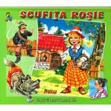 Scufita Rosie. Carte panoramica - Fratii Grimm(ed.Stefan)