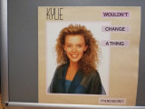 Kylie Minogue – Wouldn't Change A Thing(1989/EMI/RFG) - VINIL Maxi-Single/NM