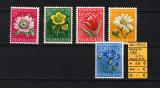 Timbre Olanda, 1952 | Plante, Flori, Serie Specială | Serie completă - Mint-NG, Flora, Nestampilat