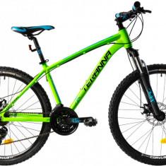 Bicicleta Mtb Dhs Terrana 2625 M 420Mm Verde 26 Inch