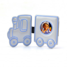 Rama foto decorativa Baby Overall format 5x5, carton