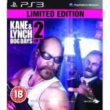 Kane & Lynch 2 Dog Days Limited Edition PS3