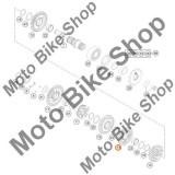 MBS Pinion ax secundar 4.G. Z=26, KTM 250 SX-F 2013-2015, Cod Produs: 77733214000KT
