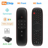 Telecomanda mini tastatura AIR Mouse TouchPad Voice Control Wireless 2.4G Remote