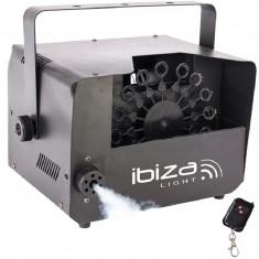 Masina de ceata si baloane Ibiza, 400W foto