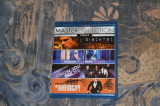 Film: Blackhat / The Boy Next Door / Now You See Me / The American [4 Filme] IT, BLU RAY, Engleza, universal pictures