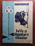 BOLILE ȘI DĂUNĂTORII ALBINELOR de A. POPA & M. SERBAN