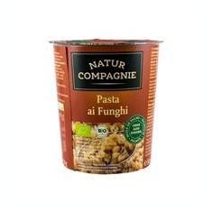 Mancare la Cana Paste cu Ciuperci Bio Natur Compagnie 50gr Cod: NC4547