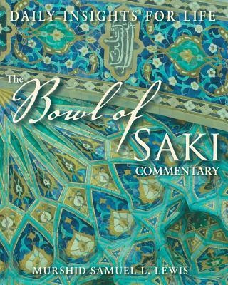 The Bowl of Saki Commentary: Daily Insights for Life foto
