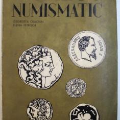 CATALOG NUMISMATIC de GEORGETA CRACIUN si ELENA PETRISOR, 1970