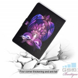 Husa Huawei MediaPad T3 10 Flip Cu Stand Neagra