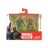 Set 2 figurine Fortnite S2 - Battlehound si Fly Trap (63538)