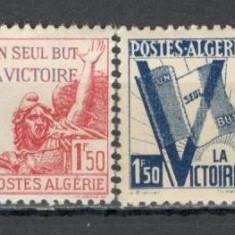 Algeria.1943 Pentru Victorie  SX.53