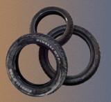 Anvelopa Dunlop Metzeler 110/80/18 Diametru 18 inch Uzura 40%