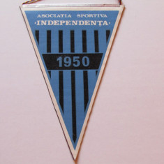 "Fanion fotbal - AS ""INDEPENDENTA"" SIBIU"