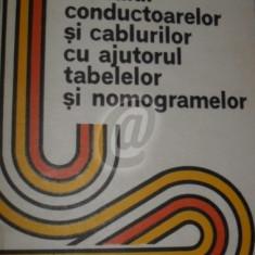 Calculul conductelor si cablurilor cu ajutorul tabelelor si nomogramelor