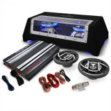 "Cumpara ieftin Auna 2.1 Set HIFI auto ""Platinum Linia 320"" Amplificator Box"