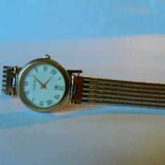 Ceas de dama elvetian Sellita, vintage, Casual, Quartz, Metal necunoscut