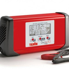 Redresor auto Telwin Doctor Charge 50 Rosu