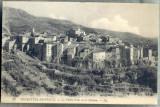 AD 481 C. P. VECHE -TOURETTES-DE-VENCE  -LA VIEILLE VILLE ET LE CHATEAU -FRANTA, Circulata, Printata