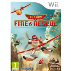 Disney Planes Fire and Rescue Wii