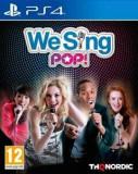 Joc We Sing Pop PS4