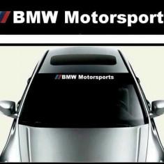 Sticker parasolar auto BMW (126 x 16cm)