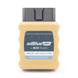 Emulator Techstar® AdBlueOBD2, MAN, DEF, NOx, Plug and Drive, Euro 4/5