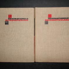 AL. D. RADULESCU - TRAUMATISMELE OSTEOARTICULARE  2 volume