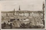 "Carte Postala - Stockholm - Slussen ""CP39"", Necirculata, Fotografie"