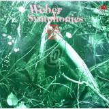 Weber - Symphonies (Supraphon) (Vinil)