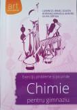 EXERCITII, PROBLEME SI JOCURI DE CHIMIE PENTRU GIMNAZIU - Doicin, Anghel