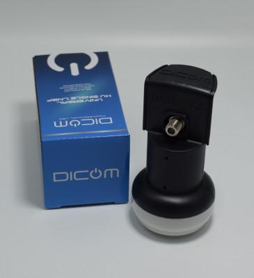 Lnb single / 1 iesire DICOM 4k foto