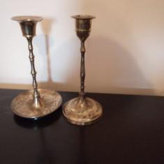 set sfesnice din bronz, marcate