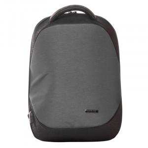 Rucsac laptop Lamonza Anchor, port USB si cablu inclus, gri