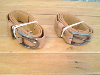 Centura - Curea, maro, 83 cm (nou) foto