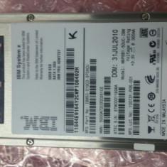 Hard disk IBM 50GB SATA 1.8 NHS SSD Non Hot Swap 43W7737