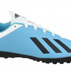 Ghete de fotbal adidas X 19.4 TF Jr F35347 pentru Copii
