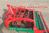 Agro-Masz AUC30 Combinator compactor de 3 metri