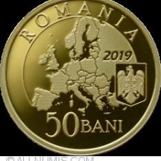 50 bani proof, 2019, Presedintia Consiliului UE