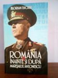 Florian Bichir – Romania, inainte si dupa maresalul Antonescu