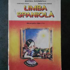 CONSTANTIN STOICA - LIMBA SPANIOLA clasa a V-a (1996)