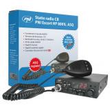 Resigilat : Statie radio CB PNI Escort HP 8001L ASQ include casti cu microfon HS81