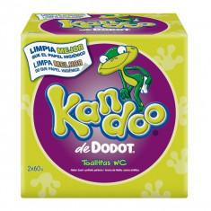 Servețele Umede Igienă Intimă Kandoo Dodot (120 pcs)