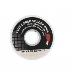 Fludor 1000gr 0.8mm Chrome