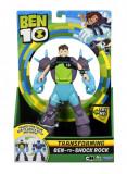 Set 10 figurine transformabile Ben 10 Deluxe – Shock Rock
